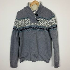 The North Face Nordic Pullover Sweater Size XL
